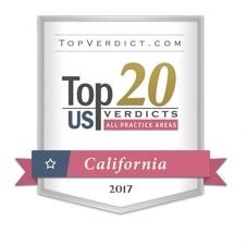 California's Top Verdicts