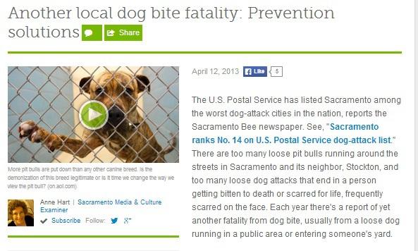 Sacramento Dog Bite Lawyer: Understanding the California Dog